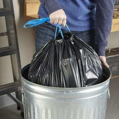 Can Liner Hefty Strong Large Trash//Garbage Bags