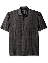 Men's Advanced Comfort Short Sleeve Performance Polo Shirt