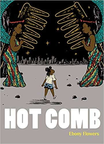 cover image, Hot Comb