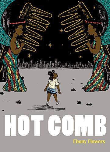 Hot Comb - Ebony Graphic