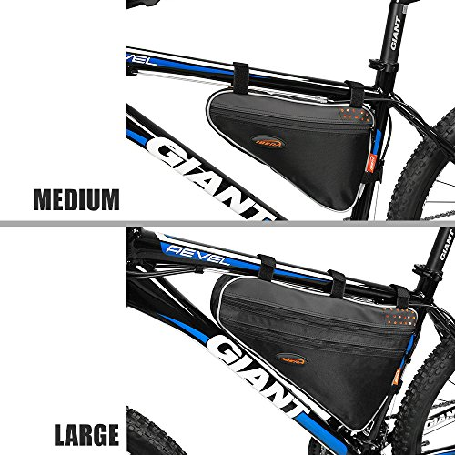 Ibera Bicycle Triangle Frame Bag