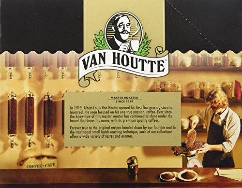 24 Count - Van Houtte Vanilla Hazelnut Flavored Coffee K Cup For Keurig K-Cup Brewers (Keurig Coffee Flavored compare prices)