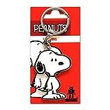 Key-Ring Snoopy - Keychain Peanuts - Beagle - Dog - coloured - original licensed product - LOGOSHIRT by Logoshirt