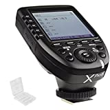 Godox Xpro-N E-TTL II 2.4G Wireless Flash Trigger High Speed Sync 1/8000s X system with LCD Screen Transmitter For Nikon