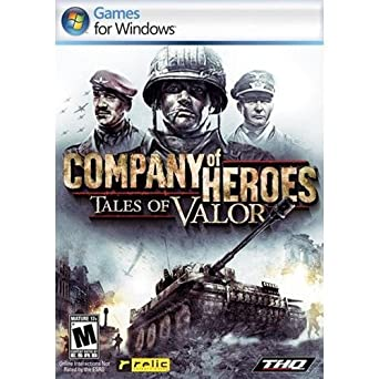 Amazon Com Company Of Heroes Tales Of Valor Download Video Games