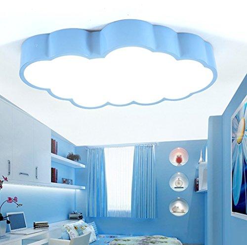 Lámparas de techo, luces de la habitación de los niños luces del dormitorio llevó la luz de techo simple chica moderna sala Creative lámparas de ...