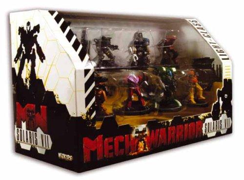 MechWarrior: Solaris VII Light-Class Action Pack