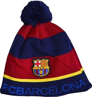 Gorro Barça, colección oficial, FC Barcelona, Liga de Fútbol ...