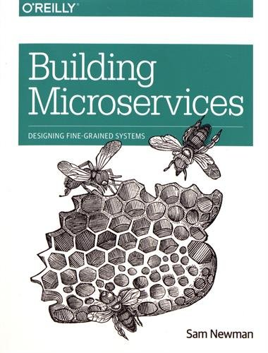 Building Microservices - cover