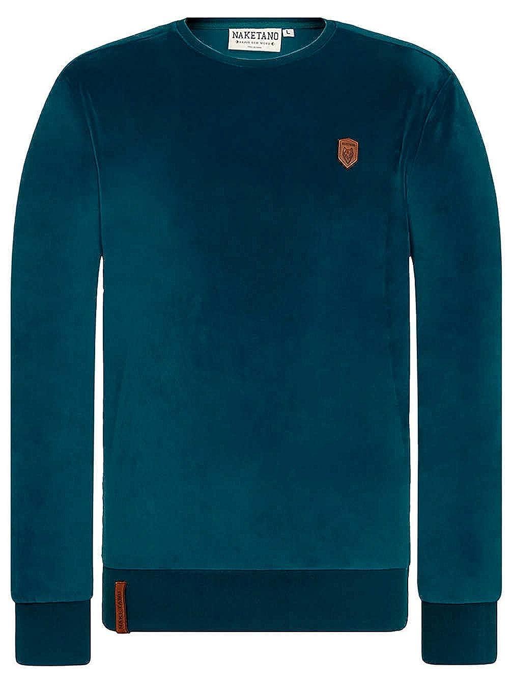 Naketano Herren Sweater Asgardian Mack Sweater