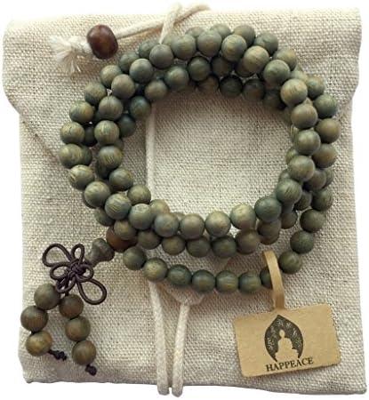 20mm Natural Mahogany Beads Chinese Zodiac Carved Animals Mala Beads Yoga Mala Jewelry Finding Beading Supplies