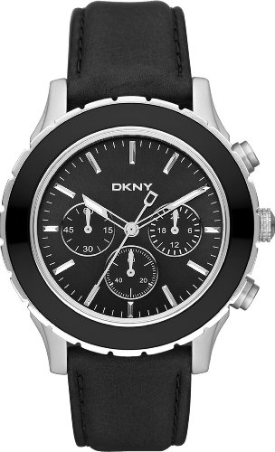 DKNY 3-Hand Chronograph Stainless Steel Men's watch #NY1515