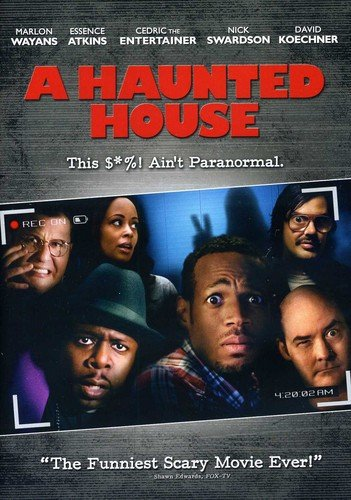 A Haunted House (A Haunted House Dvd)