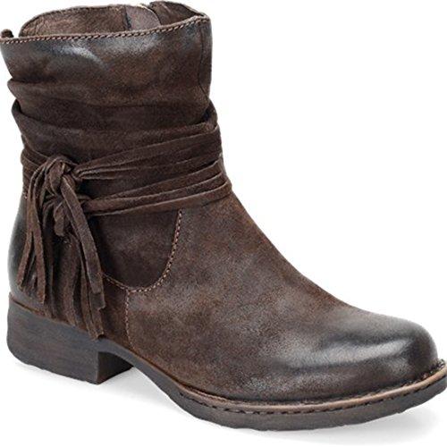 Born Cross Castagno Distressed Women's - Born Boots Womens