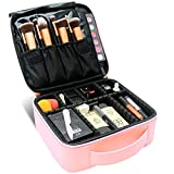 Travel Makeup Case,Chomeiu- Professional Cosmetic