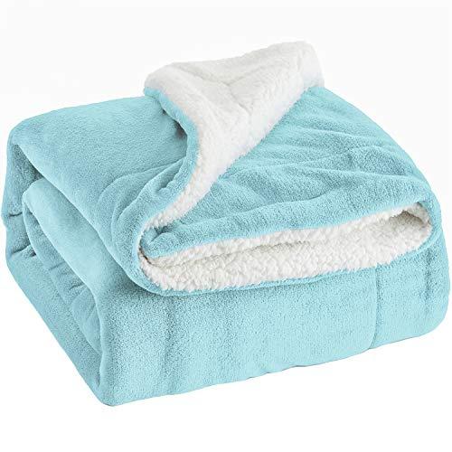 Tiffany Baby Gifts (Bedsure Fleece Blanket Sherpa Throw size 50x60 Bed Blanket Tiffany)
