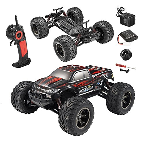 Red-kid 1/12 Scale 2.4Ghz Radio Controlled 2WD Off road Drift Cars 33+MP/h red (Radio Controlled Cars For Adults compare prices)