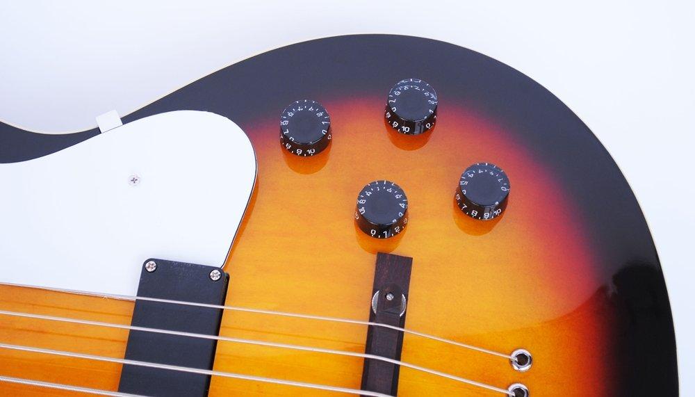 Bausatz Semiacoustic Look 5 saiter Bass AG