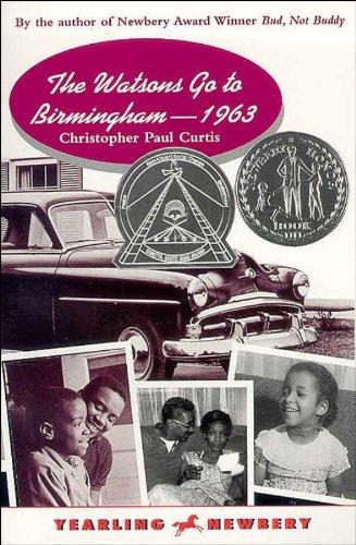 Watsons Go To Birmingham 1963