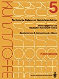 Thermoplaste, Deutsches Kunststoff-Institut and Bodo Carlowitz, 3662353873