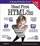 [(Head First HTML and CSS)] [By (author) Elisabeth Robson ] published on (September, 2012)