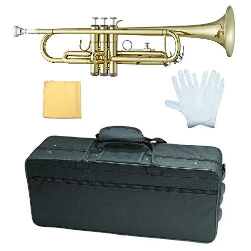 Estella TR100 Bb Lacquer Trumpet by Estella