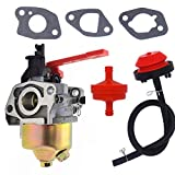 Atoparts Carburetor for MTD Cub Cadet Troy Bilt Snowblower Thrower 751-10956 751-10956A Carb with Fuel Filter