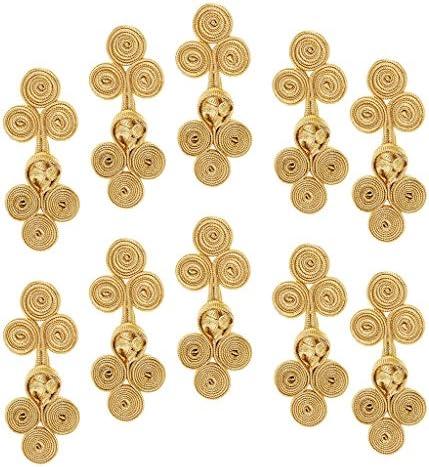 チャイナドレス ボタン チャイナ ボタン 中華ボタン ノット 中国結びボタン コスプレ仮装 20個組