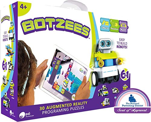Botzees are coding toys for 4-year-old boys and girls