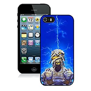 iPhone 5 case,Iron Maiden Black iPhone 5 phone cover