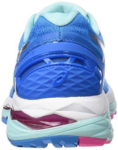 Blue Asics 4393 aqua diva silver Azul Para Mujer Zapatillas T696n Splash Deporte De wRxBzOUwq