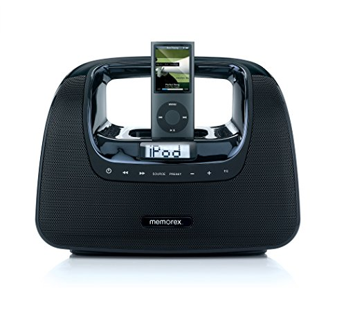 Memorex MiniMove Boombox for iPod