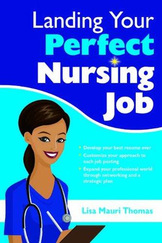 Top 1 landing your perfect nursing job