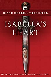 Isabella's Heart (Jeweled Dagger Series Book 2)