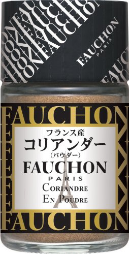 FAUCHON coriander (powder) France production 24gX4 pieces