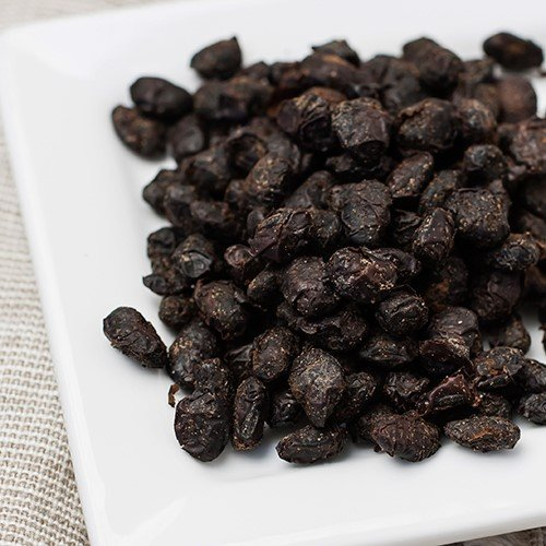 Fermented Black Beans (12 ounce) (Sauce Soy Salted)