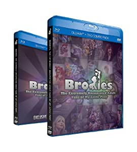 Bronies: The Extremely Unexpected Adult Fans of My Little Pony (Complete Edition) [Blu-ray & DVD]