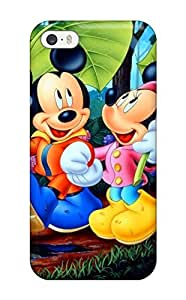 First-class Case Cover For ipod touch5 Dual Protection Cover Disney