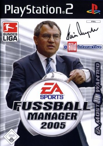 Fussball Manager 2005 Ea Most Wanted Pc Amazon De Games
