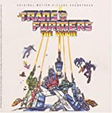 Transformers: The Movie CD