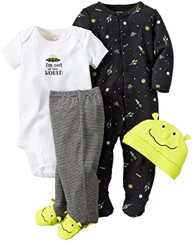 Carter's Baby Boys' 4 Pc Sets 126g355