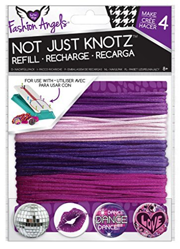 (Fashion Angels Not Just Knotz Refill Pack Dance Toy by Fashion Angels)