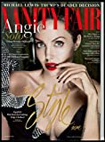 Vanity Fair Magazine September, 2017 Angelina Jolie Cover