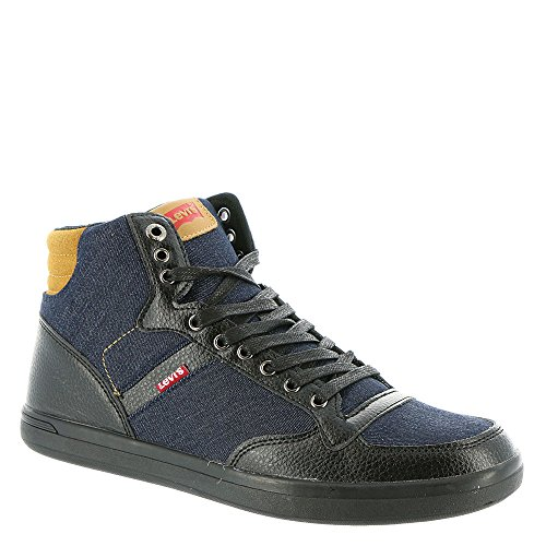 Levis Shoes Mens Wesley Denim