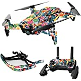 MightySkins Skin For DJI Max Coverage - Koi Pond | Protective, Durable, and Unique Vinyl Decal wrap cover | Easy To Apply, Remove, and Change Styles | Made in the USA