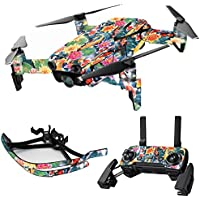 MightySkins Skin for DJI Mavic Air Drone - Koi Pond | Max Combo Protective, Durable, and Unique Vinyl Decal wrap cover | Easy To Apply, Remove, and Change Styles | Made in the USA