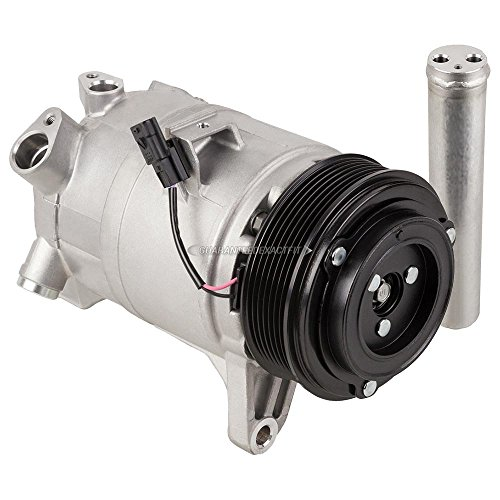 AC Compressor w/A/C Drier For Nissan Maxima Murano Quest - BuyAutoParts 60-88941R2 New