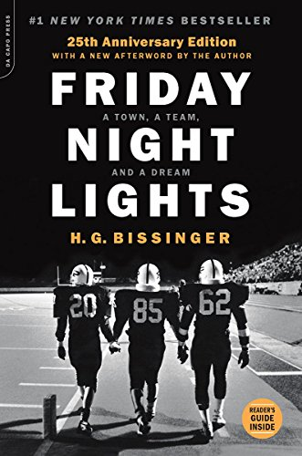 Download Friday Night Lights, 25th Anniversary Edition: A Town, a Team, and a Dream Pdf