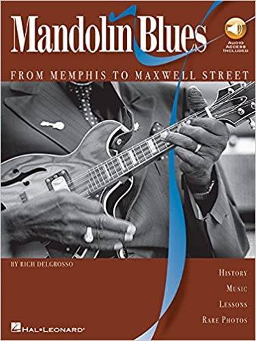Amazon Mandolin Blues With Audio Access From Memphis To