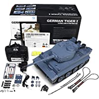 MODELTRONIC Tiger I Heng Long Tanque Radio Control